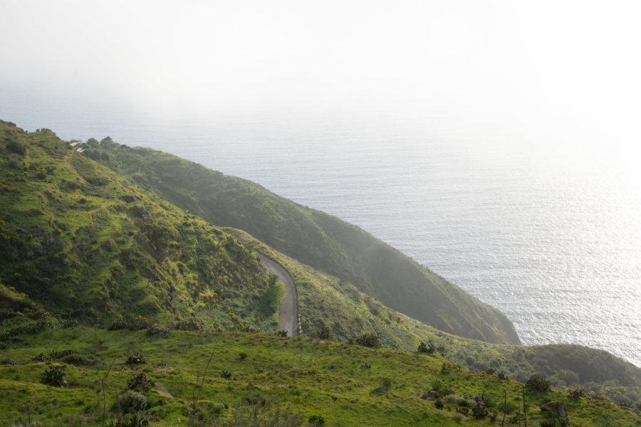 Nord de Lipari, îles éoliennes, Sicile
