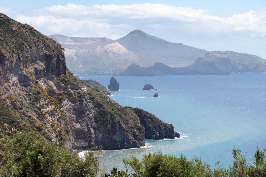 Lipari et Vulcano, Îles éoliennes, Sicile