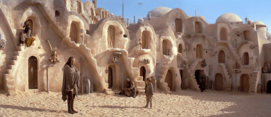 Star Wars Tataouine Sud Tunisie