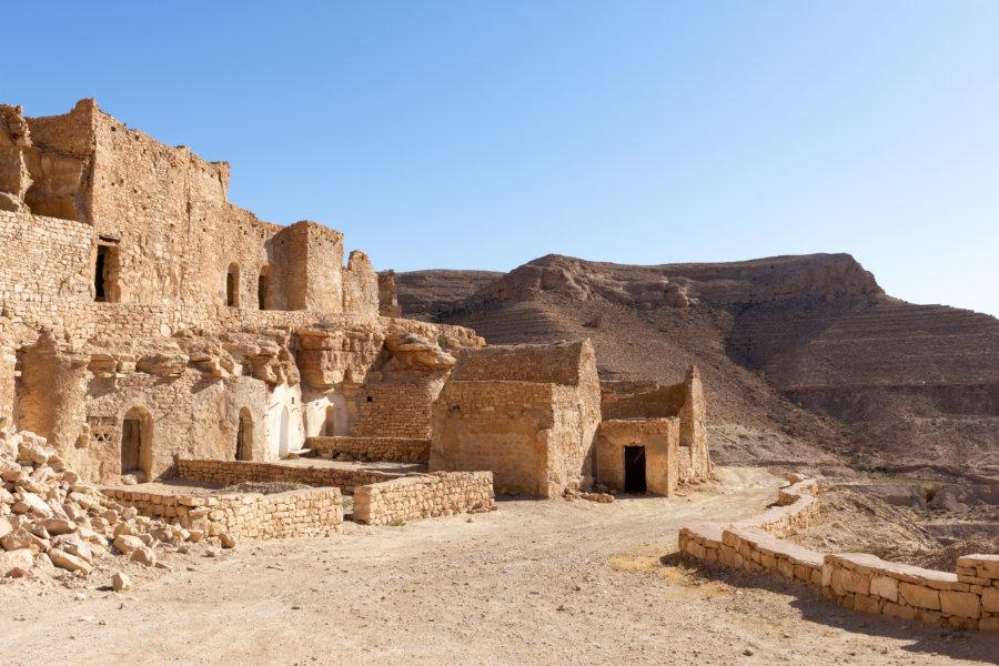 Ksar de Douiret, Sud de la Tunisie