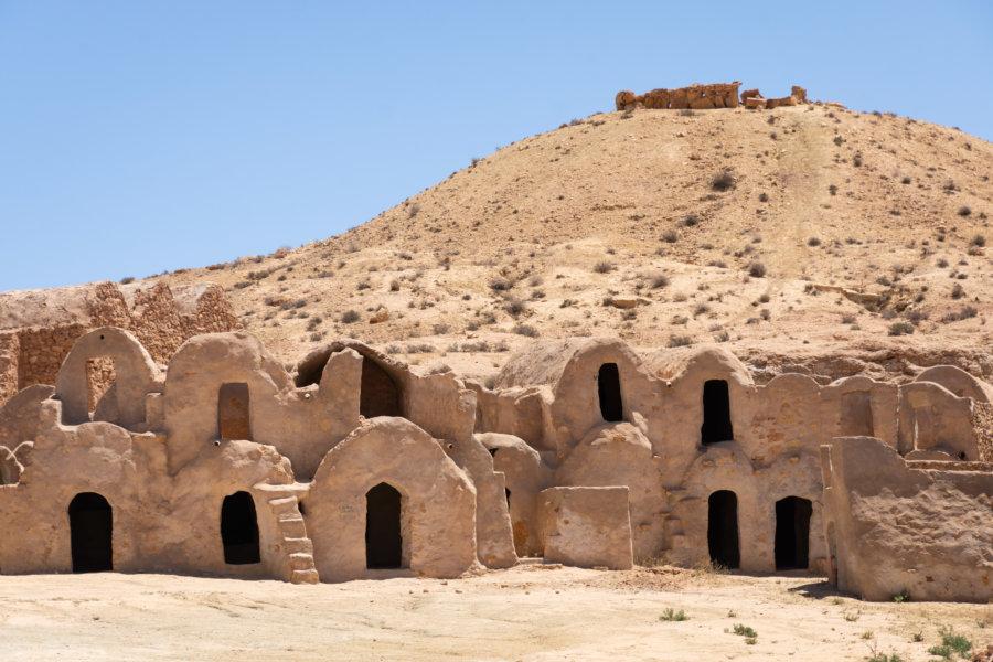 Ksar Hallouf en Tunisie