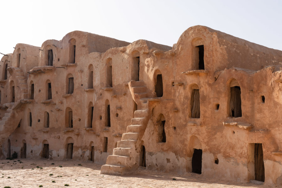 Ksar Ouled Soltane, Tataouine, Tunisie