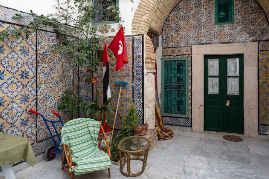 Maison d'hôtes à Tunis