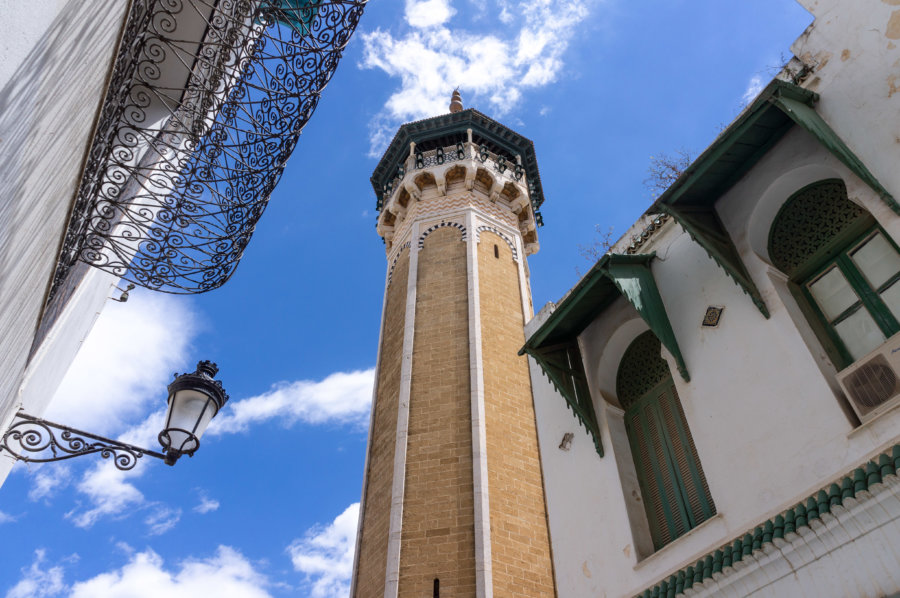 Monuments de la médina de Tunis