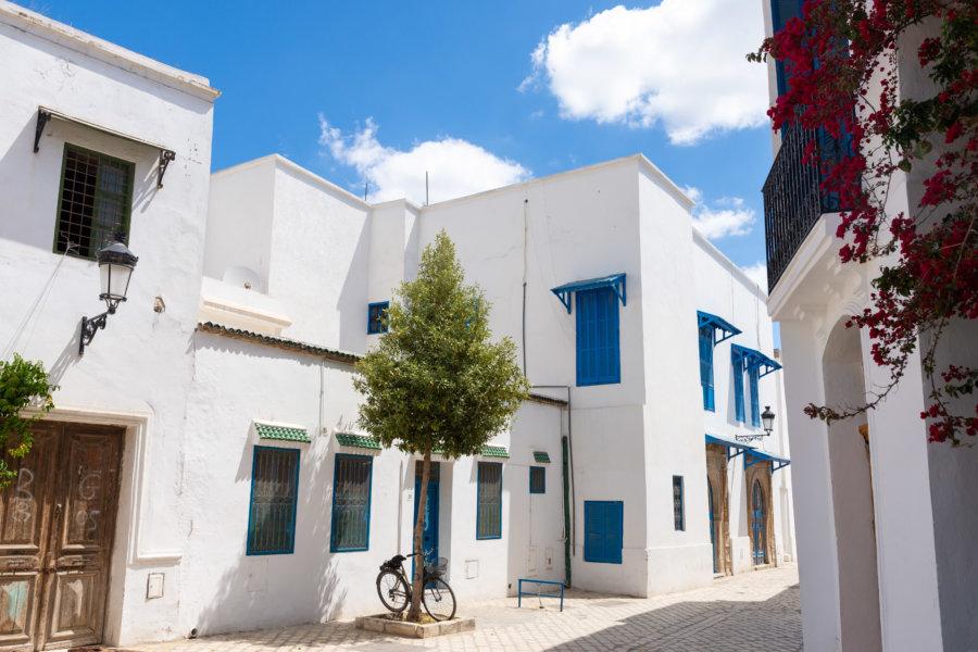 Médina de Tunis, Tunisie