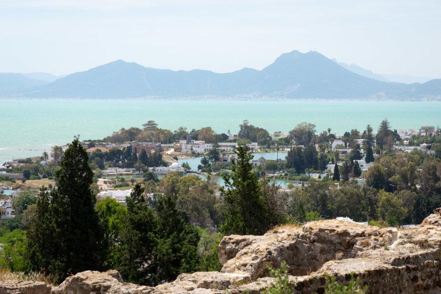 Port punique de Carthage, Tunisie