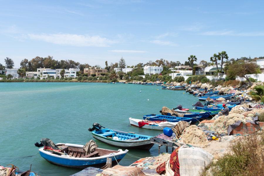 Ports puniques de Carthage, Tunisie