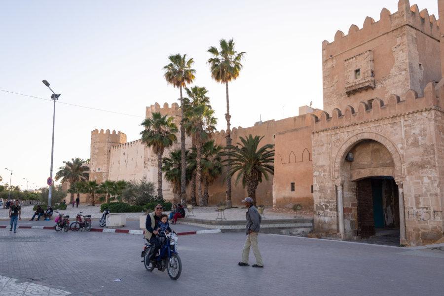 Ville de Sfax en Tunisie