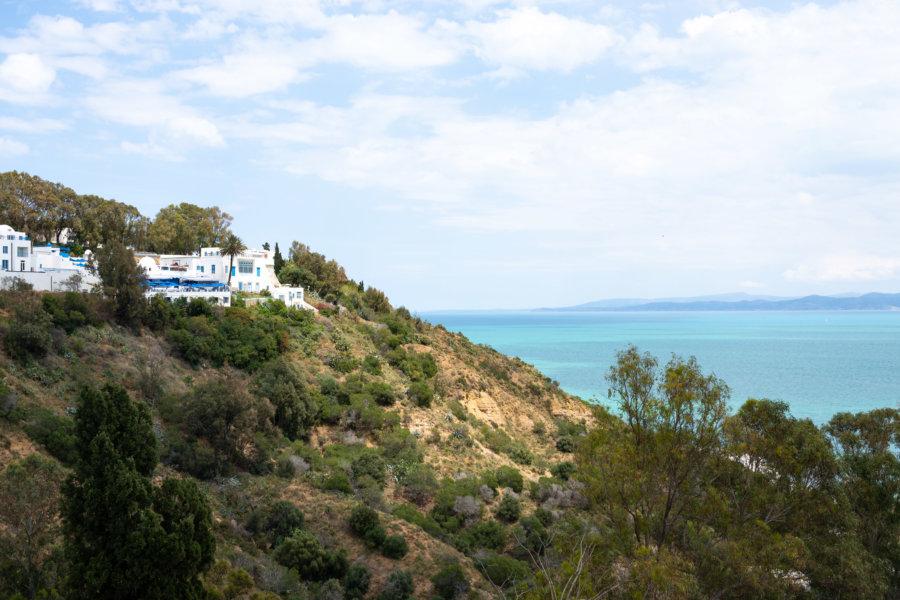 Colline de Sidi Bou Saïd, Tunisie
