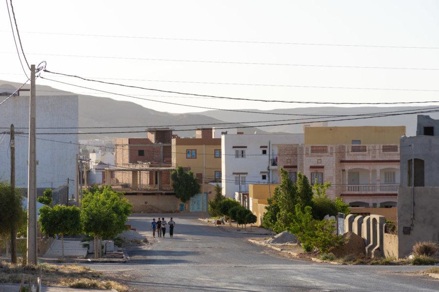 Village de Tataouine en Tunisie