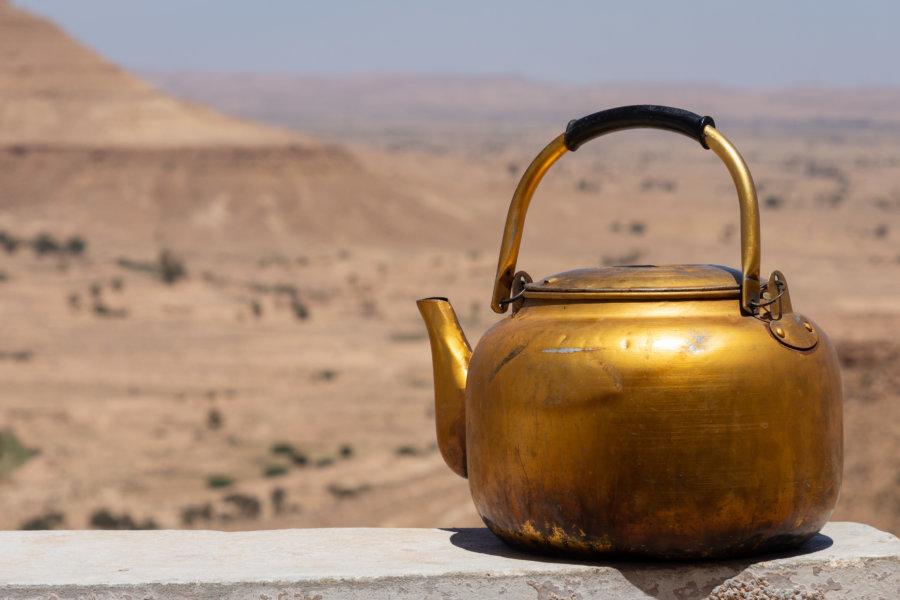 Thé dans le désert, Chenini