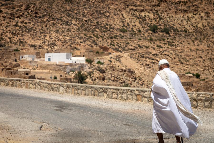 Village de Toujane, Tunisie
