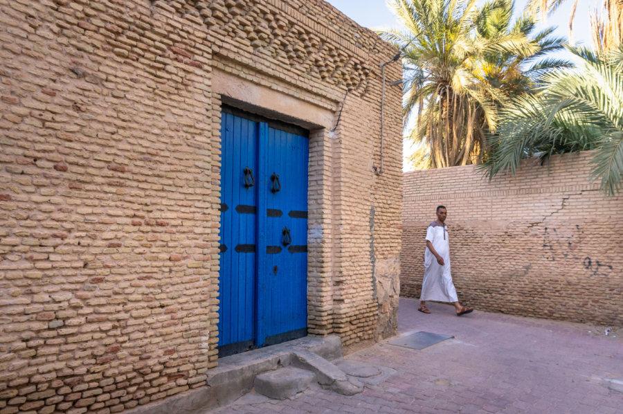 Centre historique de Tozeur, Tunisie