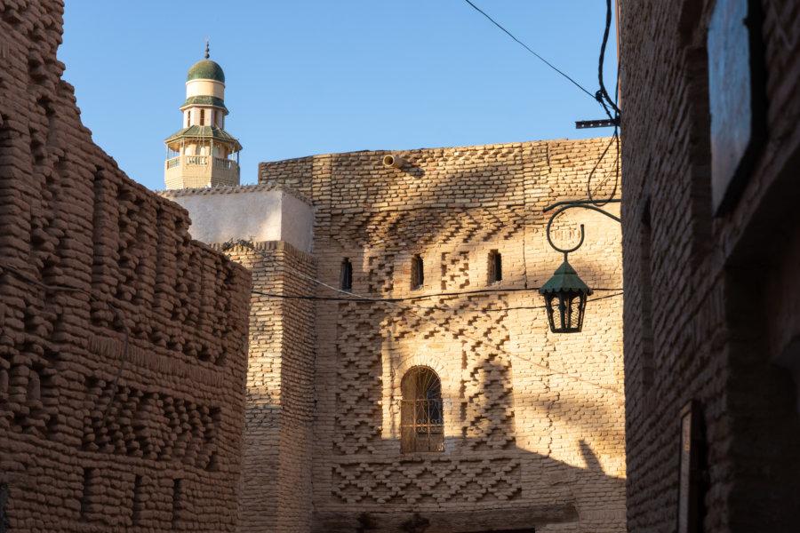 Architecture de Tozeur en Tunisie