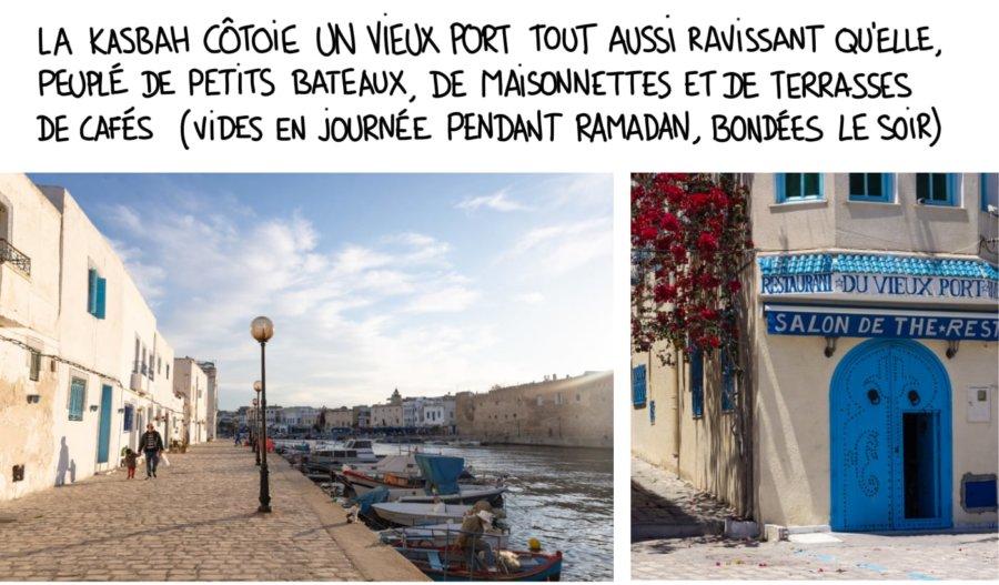 Découverte de la Kasbah de Bizerte