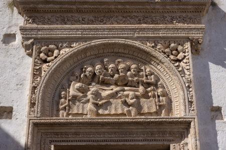 Architecture des Pouilles, Italie du sud