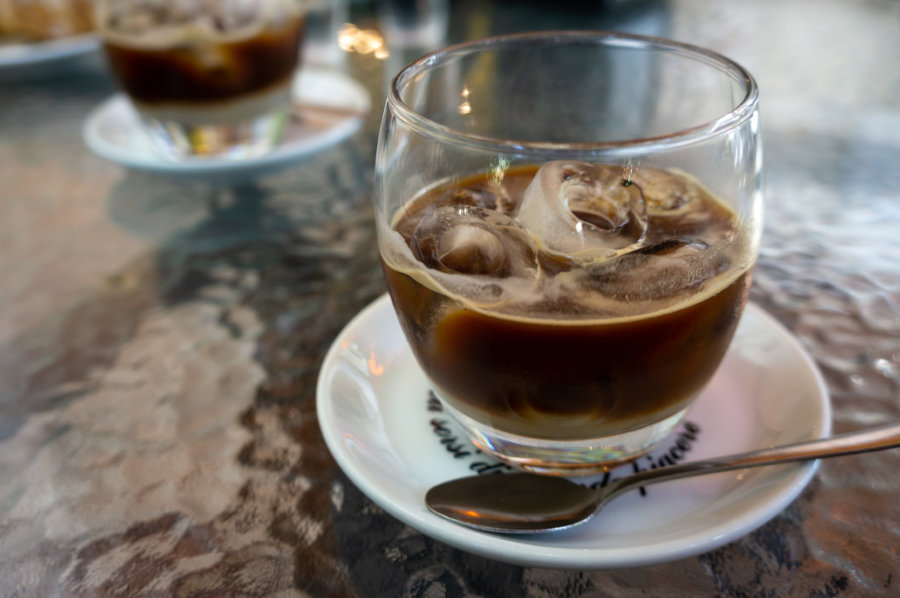 Caffè leccese en Italie