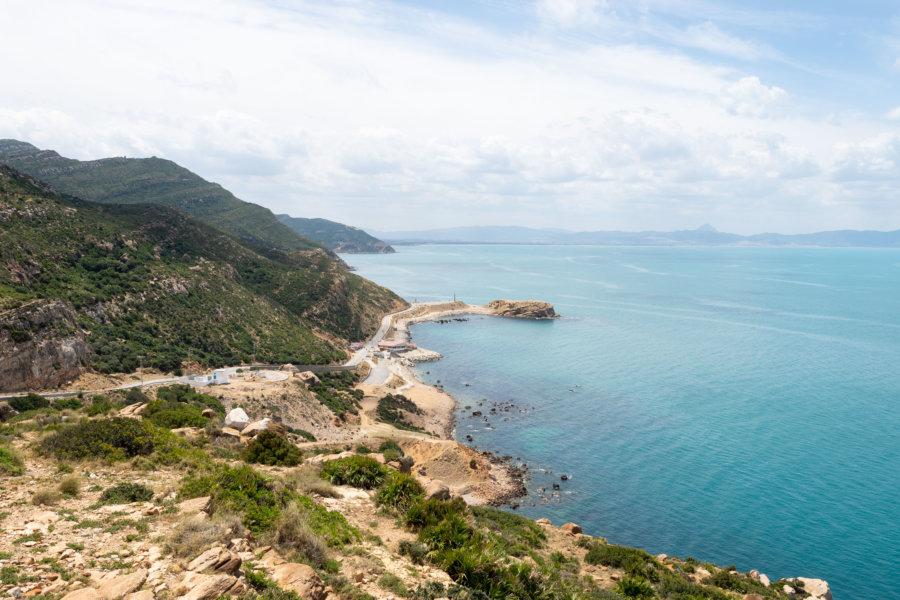 Korbous, Cap Bon, Tunisie