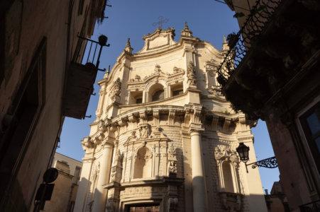 Chiesa San Matteo à Lecce, Pouilles