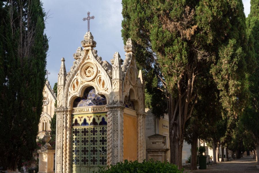 Cimetière de Lecce, Italie