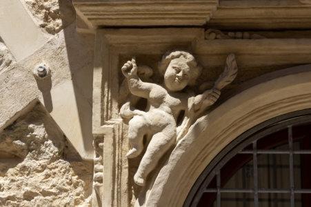 Architecture à Lecce, Italie