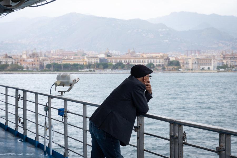 Ferry de Tunis à Palerme