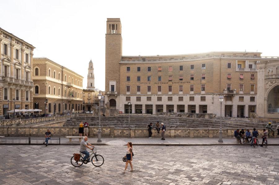 Centre historique de Lecce, Pouilles