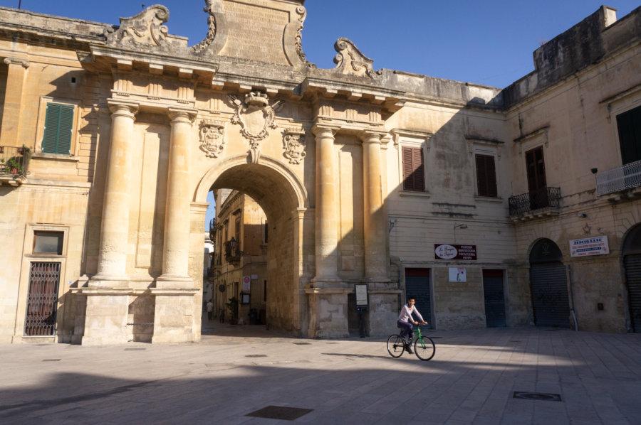 Porta San Biagio à Lecce