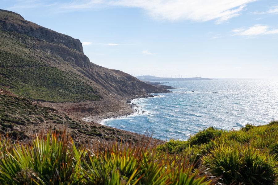 Randonnée au Cap Bon, Tunisie