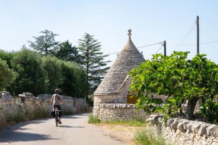 Voyage à vélo dans les Pouilles, Italie