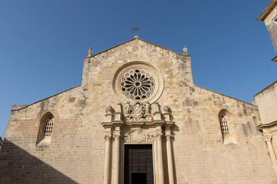 Cathédrale d'Otranto, Pouilles, Italie