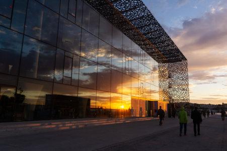 Musée Mucem à Marseille