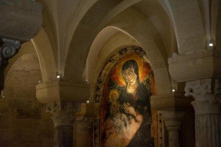 Intérieur de la cathédrale d'Otrante, Italie