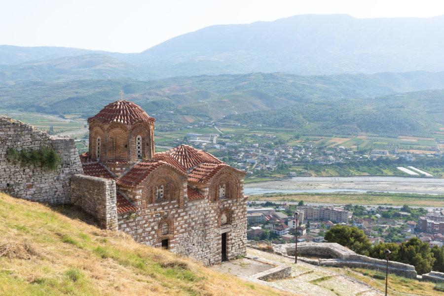 Église Saint-Théodore à Berat, Albanie