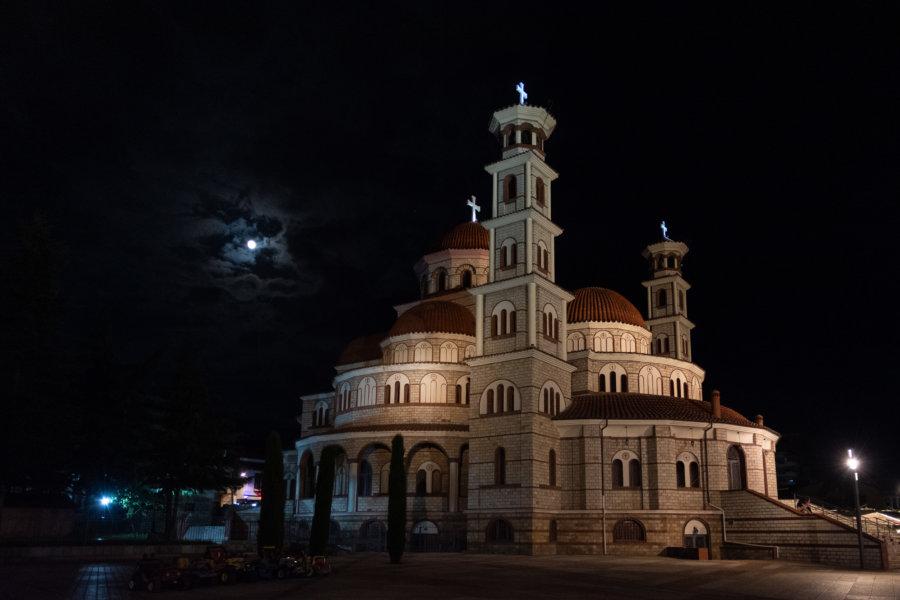 Cathédrale de Korçë en Albanie