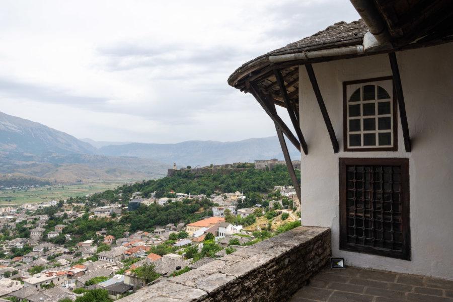 Zekate House à Gjirokastra en Albanie