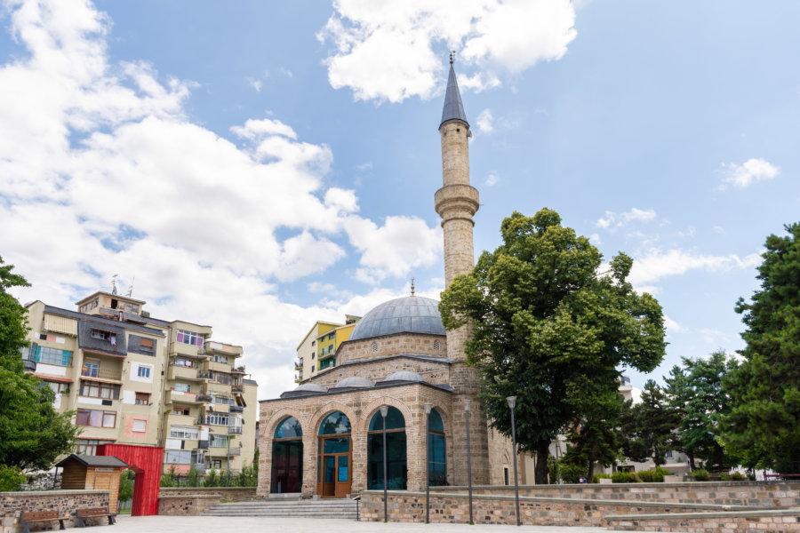 Mosquée Mirahori à Korçë en Albanie