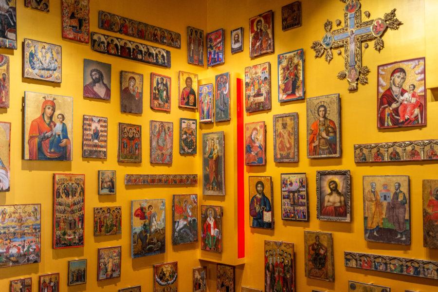 Musée de l'art médiéval à Korçë