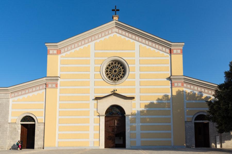 Cathédrale de Shkodër en Albanie