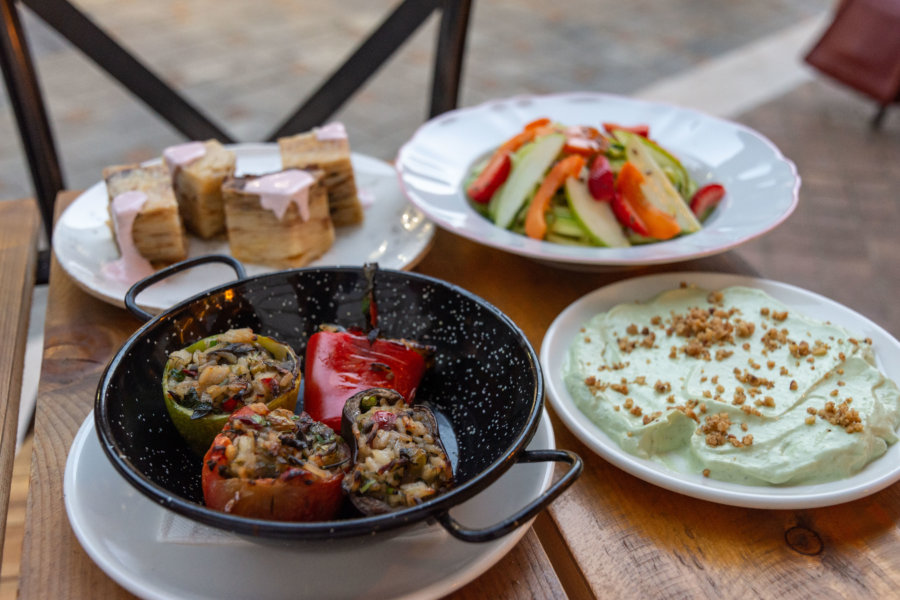 Nourriture albanaise
