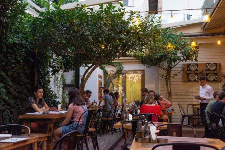 Restaurant Ejona à Tirana