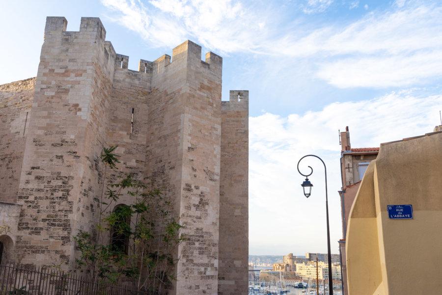 Abbaye Saint-Victor à Marseille