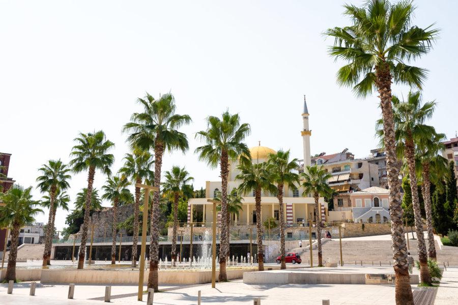 Mosquée à Durres, Albanie