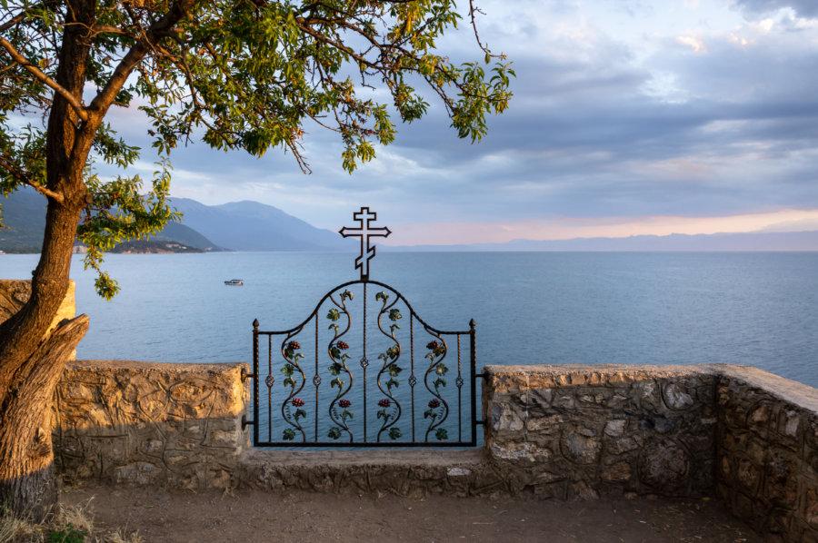 Église Saint Jean à Ohrid