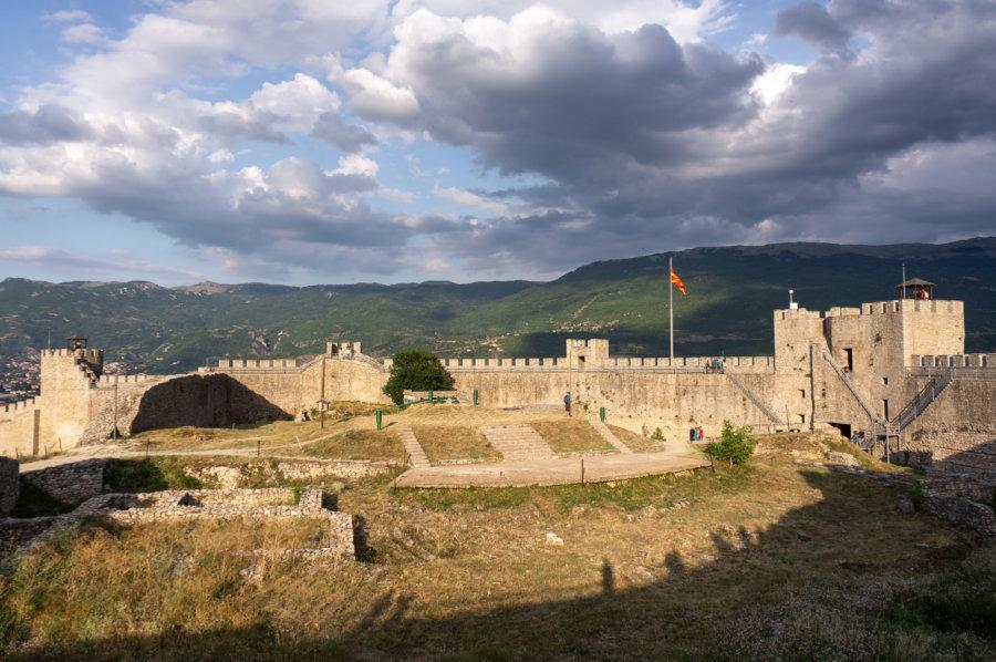 Forteresse Samuel à Ohrid