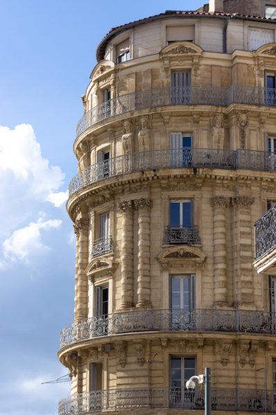 Immeuble Haussmannien à Marseille