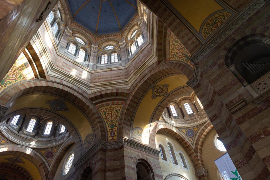 Intérieur de la cathédrale de la Major