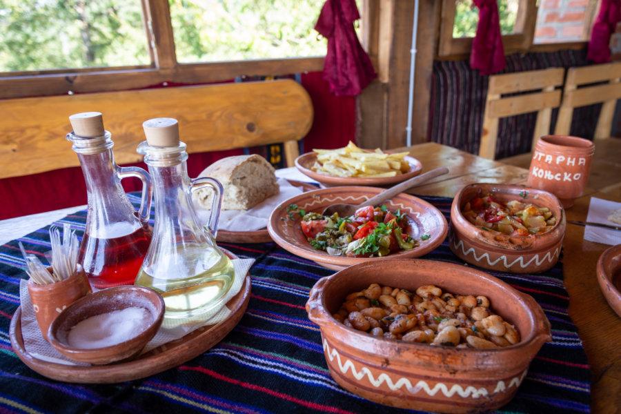 Nourriture macédonienne
