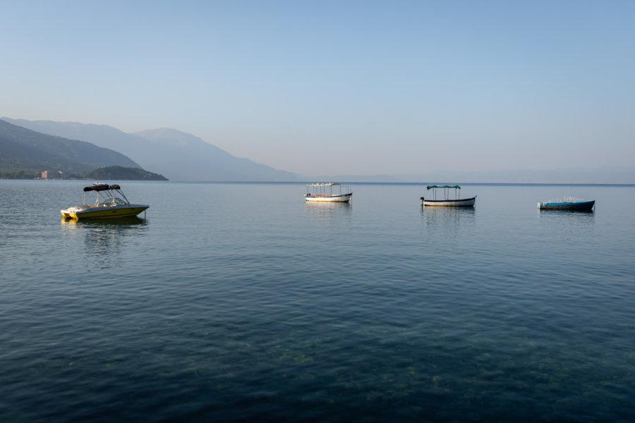 Ohrid au petit matin