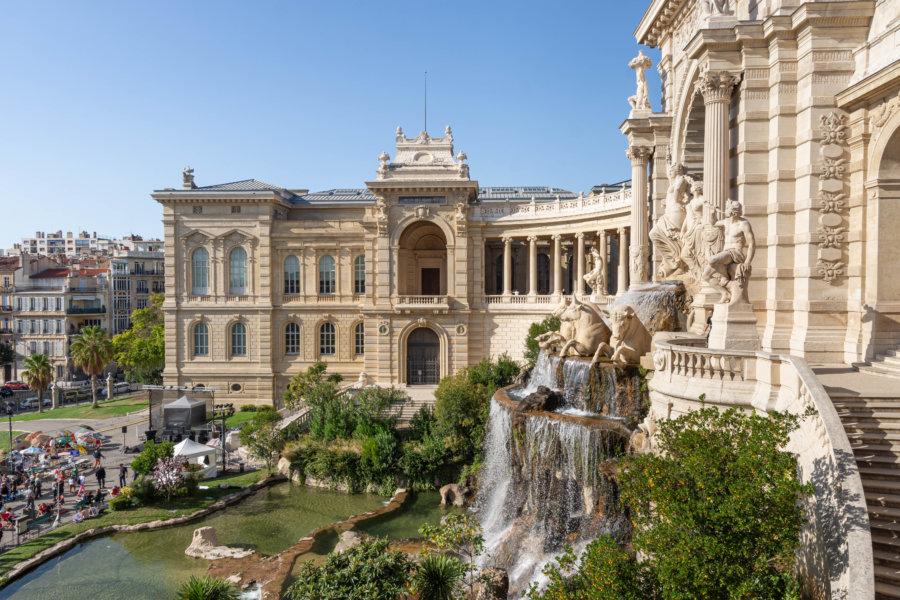 Palais Longchamp à Marseille